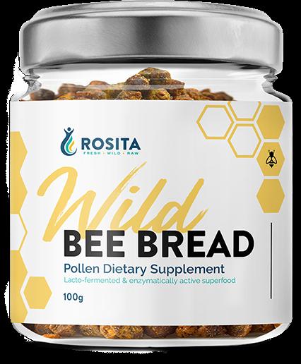 Wild Bee Bread
